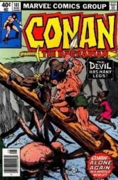 Conan the Barbarian (1970) -101- The devil has many legs!