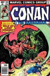 Conan the Barbarian (1970) -104- The vale of lost women!