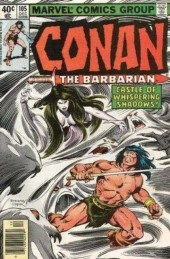 Conan the Barbarian Vol 1 (Marvel - 1970) -105- Whispering shadows!