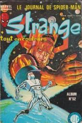 Strange -Rec052- Album N°52 (du n°155 au n°157)