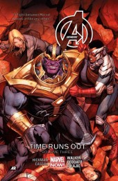 Avengers: Time Runs Out (2015) -INT03- Volume Three
