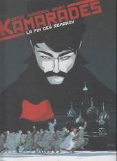 Kamarades -1- La fin des Romanov