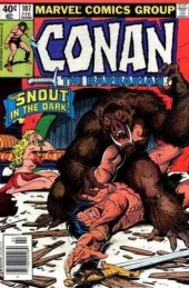Conan the Barbarian Vol 1 (Marvel - 1970) -107- Demon of the night!