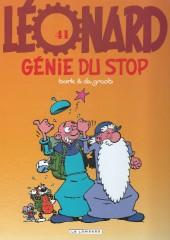 Léonard -41a2012- Génie du stop
