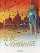 La vénitienne -2- La demoiselle du grand canal