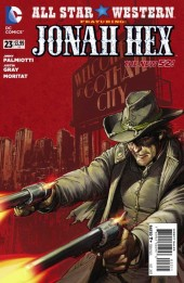 All Star Western (2011) -23- Man Out of Time
