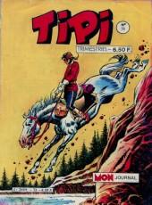 Tipi -73- Plume Rouge - Le mustang de Perce-Neige