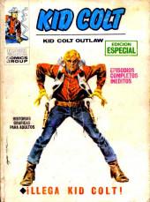 Kid Colt (Ediciones Vértice - 1971) -1- ¡Llega Kid Colt!