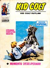 Kid Colt (Ediciones Vértice - 1971) -3- Momento desesperado