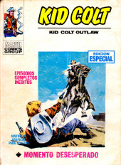 Kid Colt (Kid Colt Outlaw) -3- Momento desesperado