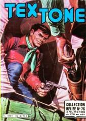 Tex-Tone -Rec76- Collection reliée N°76 (du n°478 au n°481)