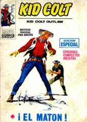 Kid Colt (Ediciones Vértice - 1971) -6- !El matón!