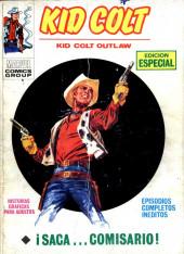 Kid Colt (Ediciones Vértice - 1971) -7- ¡Saca... comisario!