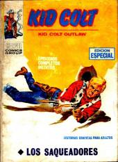 Kid Colt (Ediciones Vértice - 1971) -8- Los saqueadores