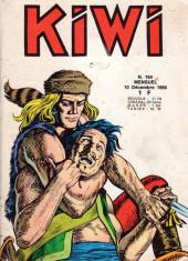 Kiwi -164- La mantille noire