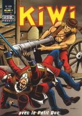 Kiwi -550- Piège pour un traitre
