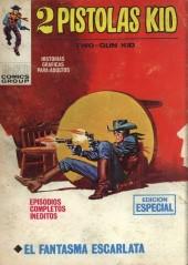 2 Pistolas Kid (Two-Gun Kid) -4- El fantasma escarlata