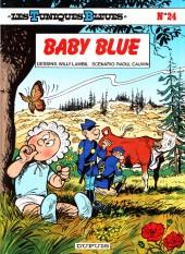 Les tuniques Bleues -24a2004- Baby blue