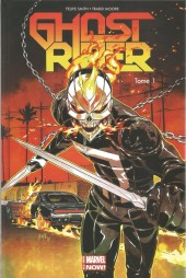 Ghost Rider (All New Marvel Now!) -1- Vengeance Mécanique