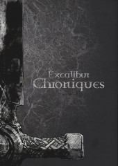 Excalibur - Chroniques -INT TL- Intégrale volume 1 - chroniques I à III