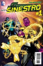 Green Lantern Vol.5 (DC Comics - 2011) -23- Sinestro