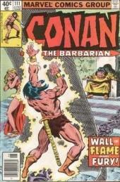 Conan the Barbarian (1970) -111- Cimmerian -- against a city!