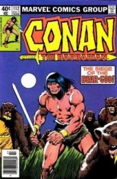 Conan the Barbarian Vol 1 (Marvel - 1970) -112- Buryat besieged!