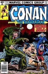 Conan the Barbarian Vol 1 (Marvel - 1970) -113- A devil in the family!