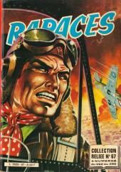 Rapaces (Impéria) -Rec67- Collection reliée N°67 (du n°392 au n°395)