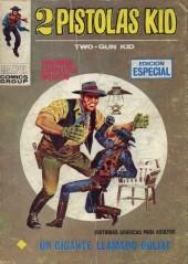 2 Pistolas Kid (Two-Gun Kid) -7- Un gigante llamado Goliat