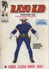 Rayo Kid -1- ¡Aqui llega Rayo Kid!