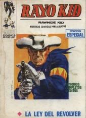 Rayo Kid -2- La ley del revolver