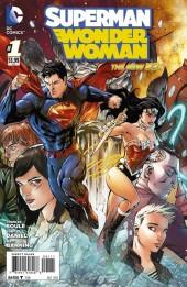 Superman/Wonder Woman (2013) -1- Power Couple