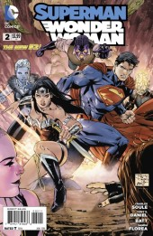 Superman/Wonder Woman (2013) -2- Gods and Monsters
