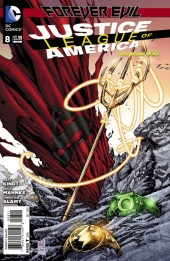 Justice League of America (2013) -8- Paradise Lost