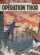 Lefranc -6a1980- Opération thor