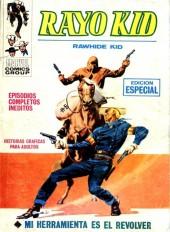 Rayo Kid -11- Mi herramienta es el revólver
