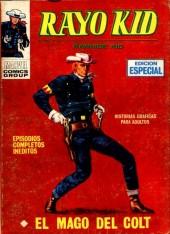 Rayo Kid -12- El mago del colt