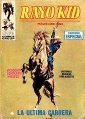 Rayo Kid -13- La última carrera
