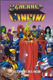 Marvel Gold -13- La guerre de l'infini - Le combat des dieux