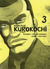 Inspecteur Kurokôchi -3- Tome 3