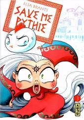 Save Me Pythie -3- Tome 3