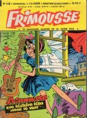 Frimousse -158- Nora la fille du shériff (suite)