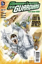 Green Lantern: New Guardians (DC Comics - 2011) -25- All Tomorrow's Parties