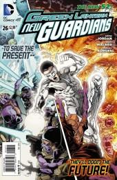Green Lantern: New Guardians (DC Comics - 2011) -26- Yesterday's Gone
