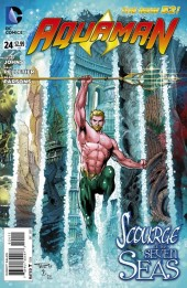 Aquaman (2011) -24- Death of a King: Chapter Six