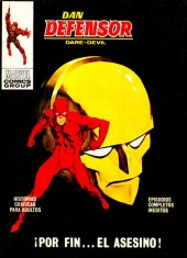 Dan Defensor (Dare-Devil) -36- ¡Por fin... el asesino!