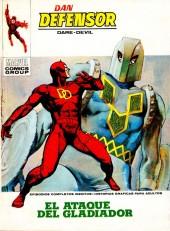 Dan Defensor (Dare-Devil) -37- El ataque del gladiador