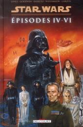 Star Wars -INT2- Intégrale - Épisodes IV à VI