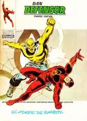 Dan Defensor (Dare-Devil) -46- El ataque de Ramrod